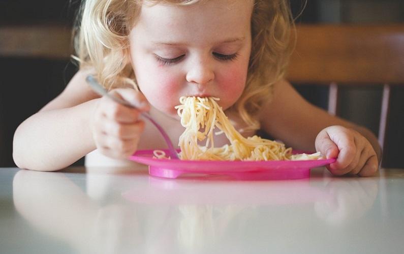 Dieta de la semana: Niños y niñas entre los 2 y 3 años