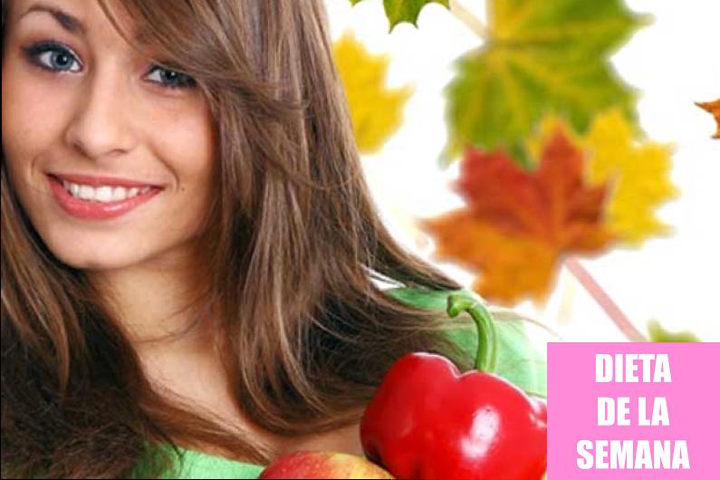La dieta de la semana: «Cambio estacional»