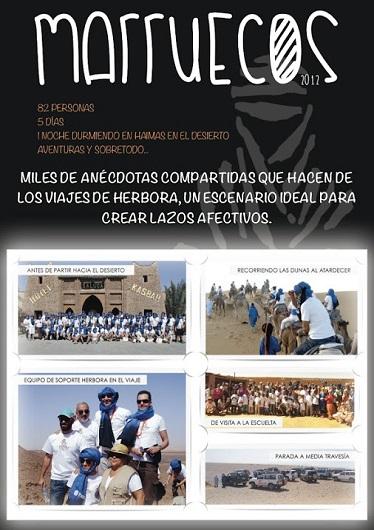 Marruecos 2012