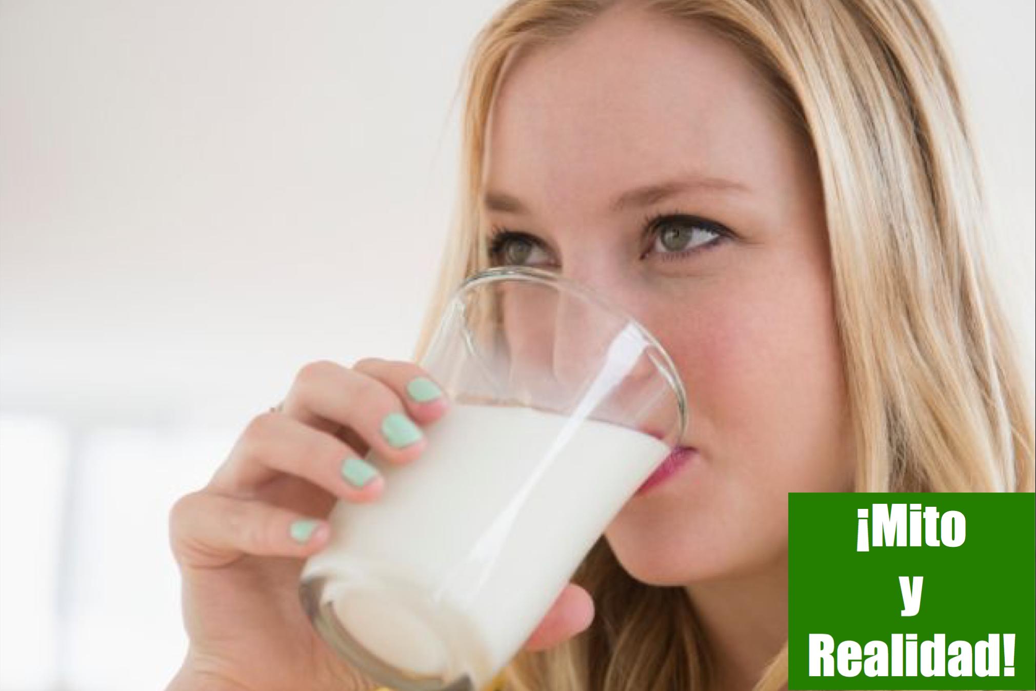 ¡Mito y Realidad! #26 (La leche)