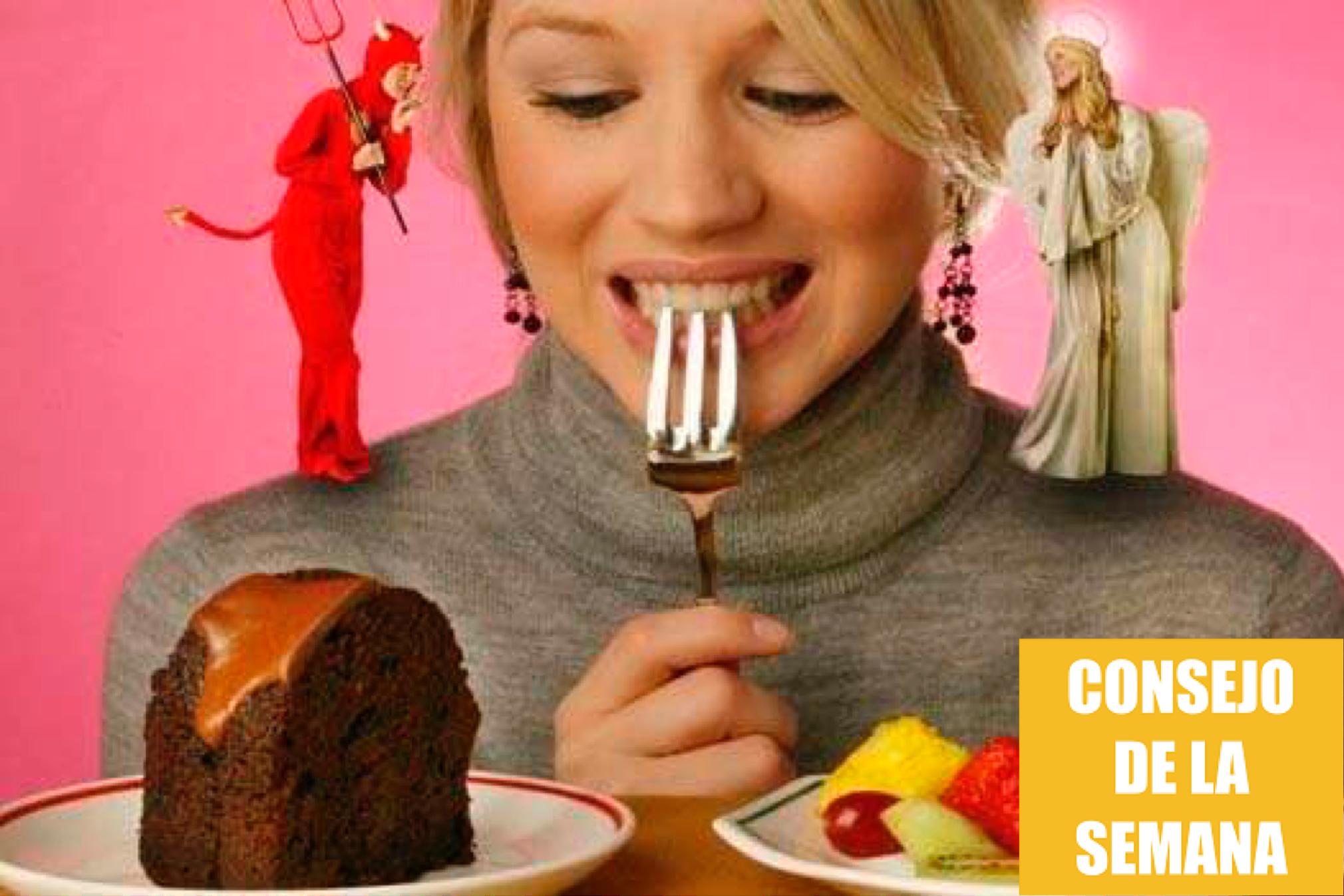 Consejos para bajar de peso después de las fiestas navideñas