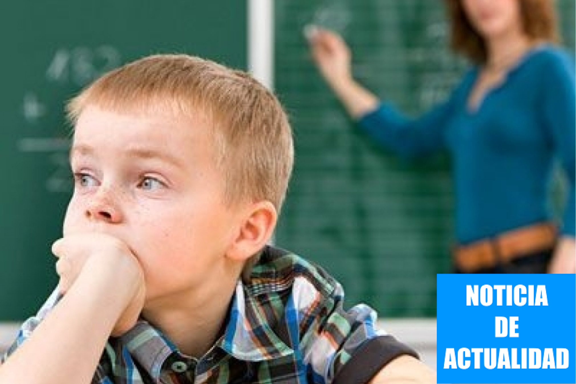 El TDA-H condiciona el sueño, la actividad y la conducta de los niños
