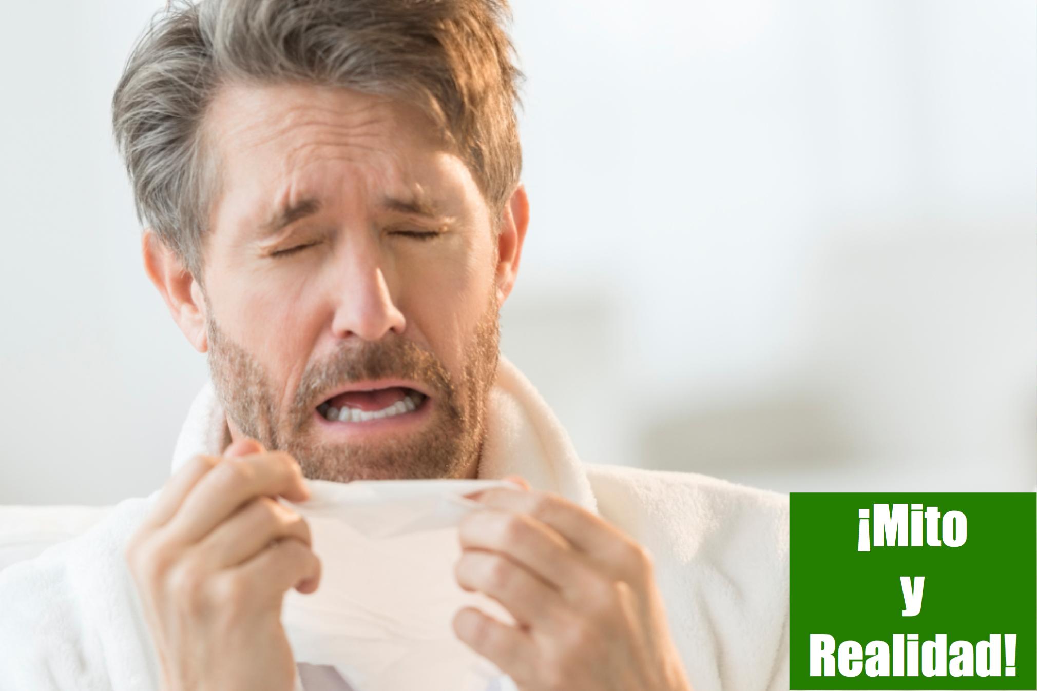 ¡Mito y realidad! #35 (La gripe y los resfriados)