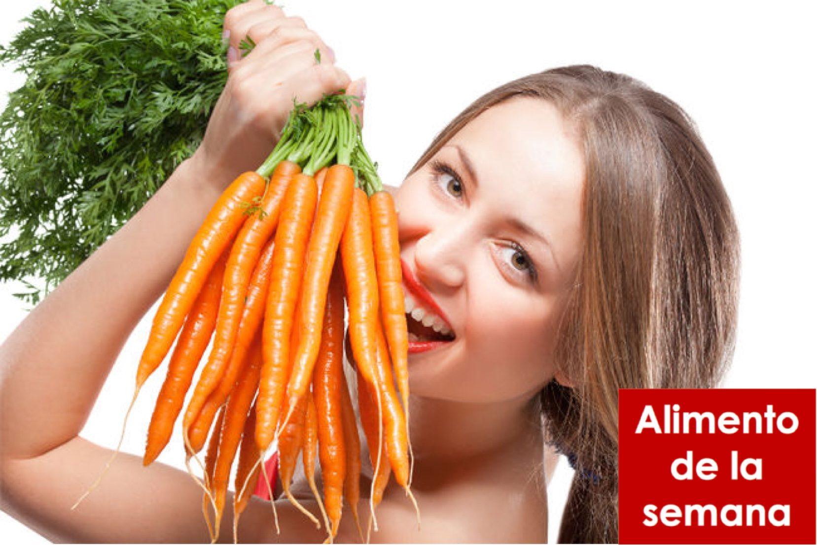 Alimento de la semana (La zanahoria)