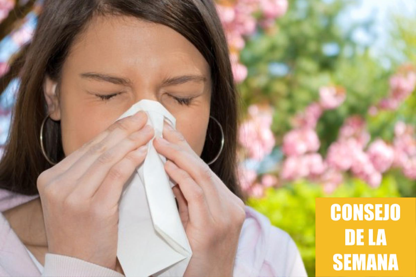 ¿Sabes cuáles son las alergias más comunes en España?