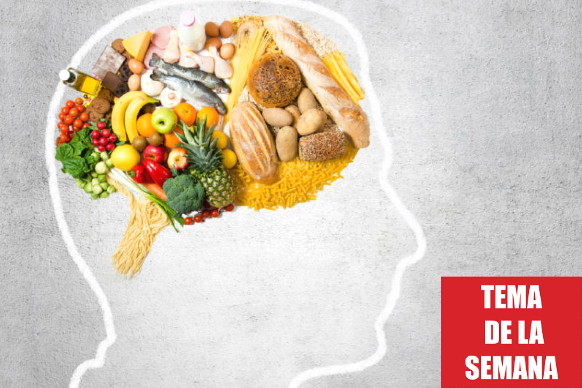 ¿Sabías que la buena alimentación y la salud mental están relacionadas?