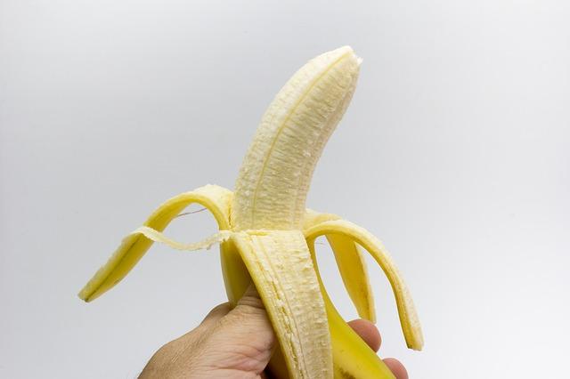 Alimento de la semana (El plátano)