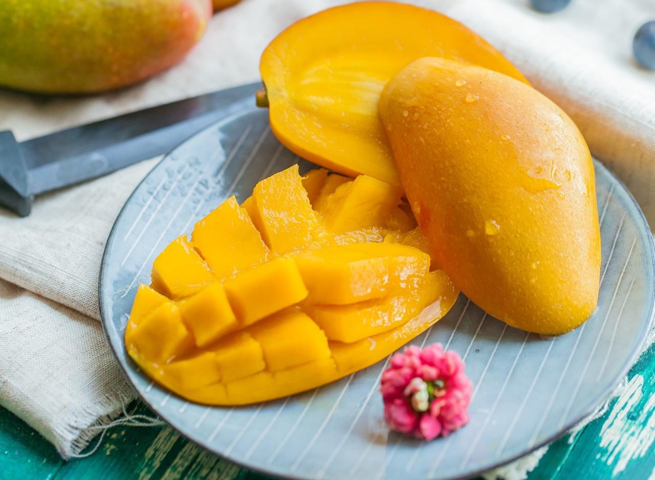 Alimento de la semana (Mango)