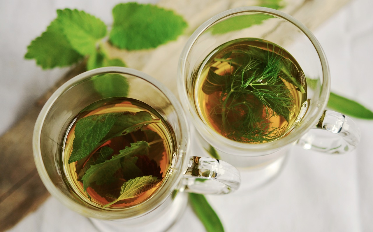 Té verde, el alimento de la semana