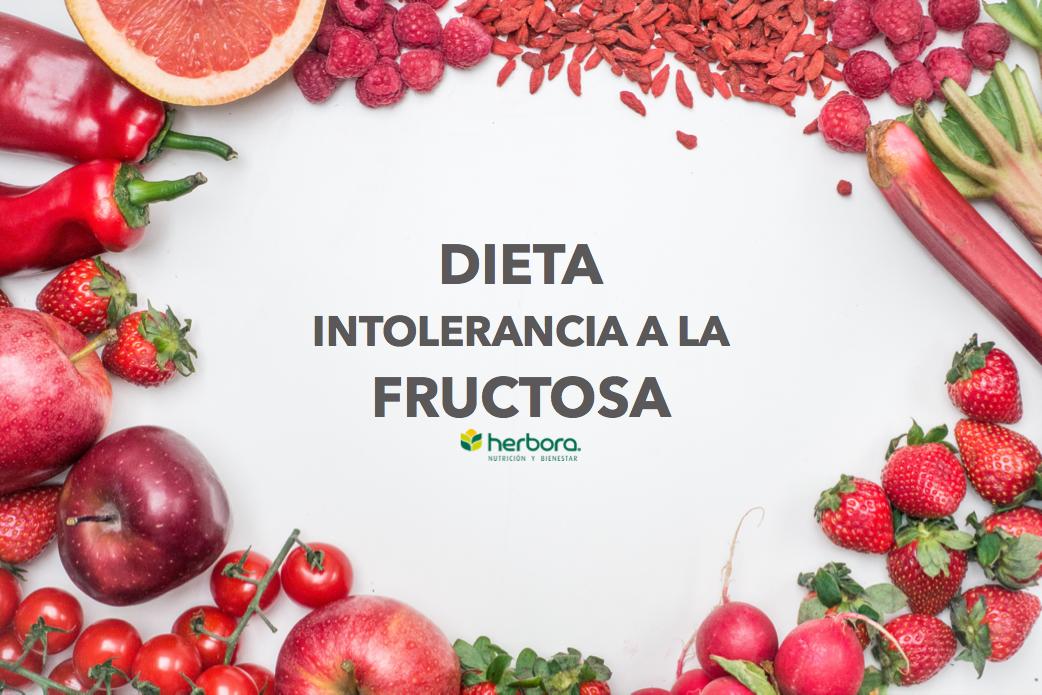 Intolerancia a la fructosa, ¡aquí tienes tu dieta!