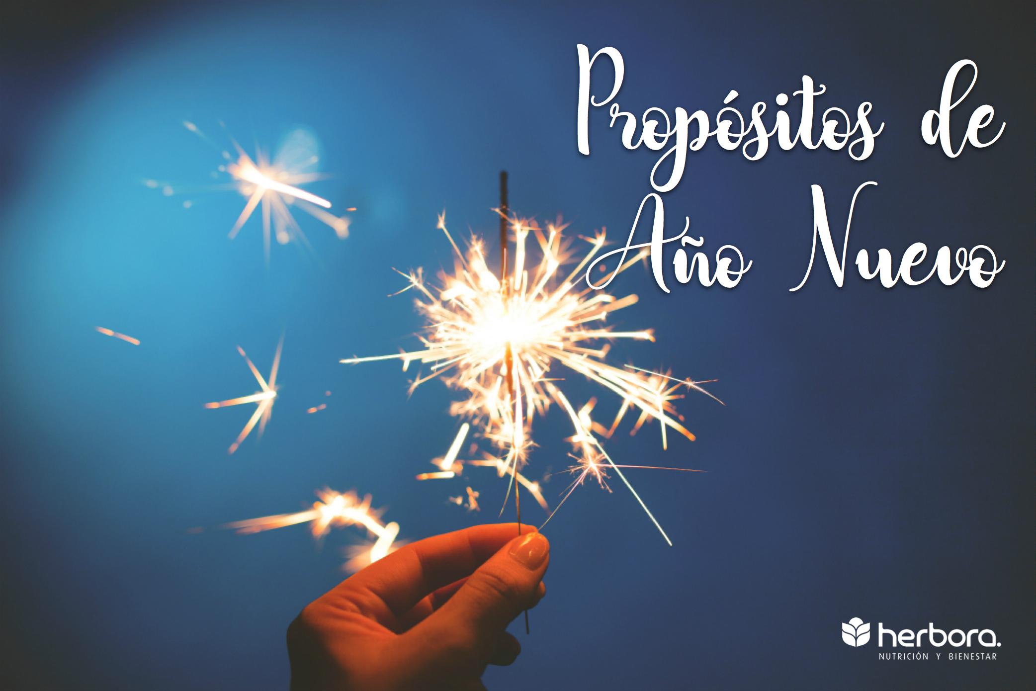 Propósitos más comunes de año nuevo