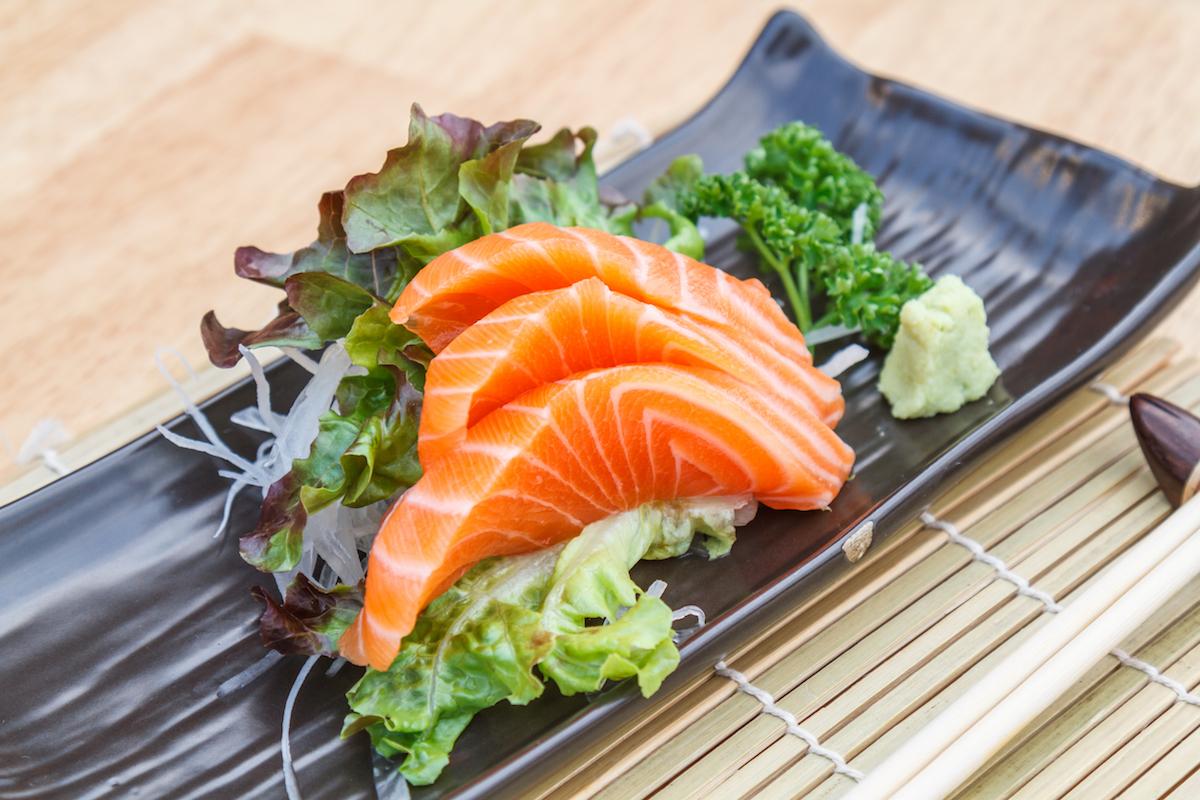 salmon para la piel