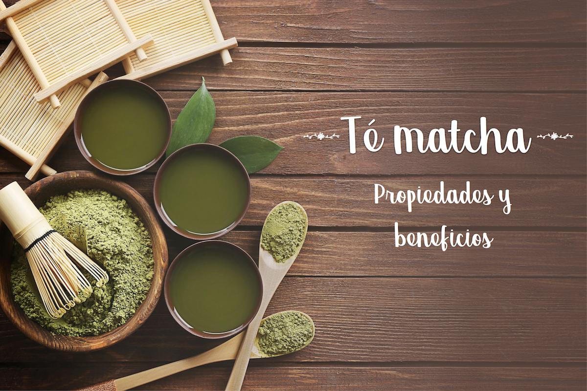 Té matcha, por qué presume de beneficios y propiedades