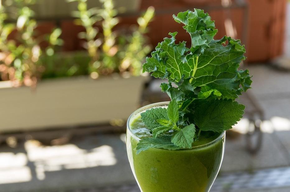 recetas smoothie verde