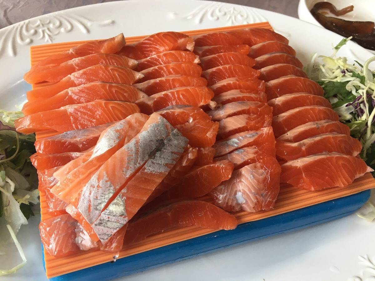 vitaminas del grupo b salmon
