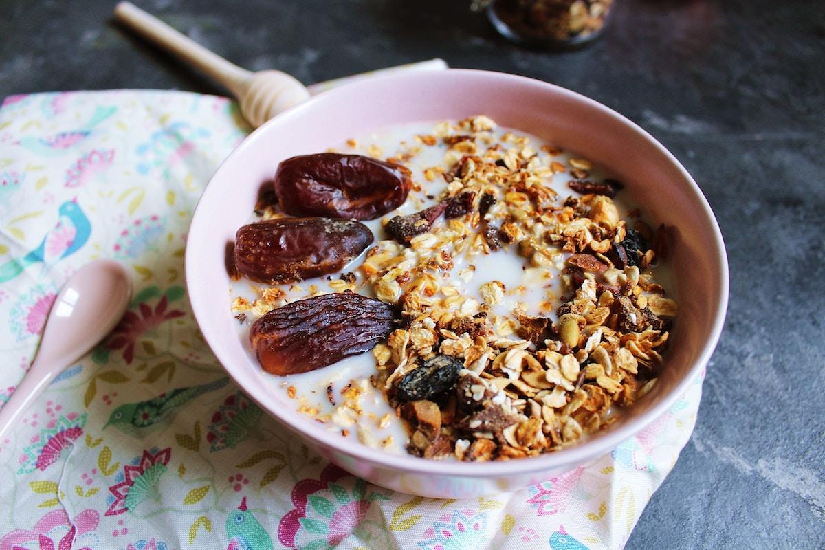 alimentos para el colesterol cereales