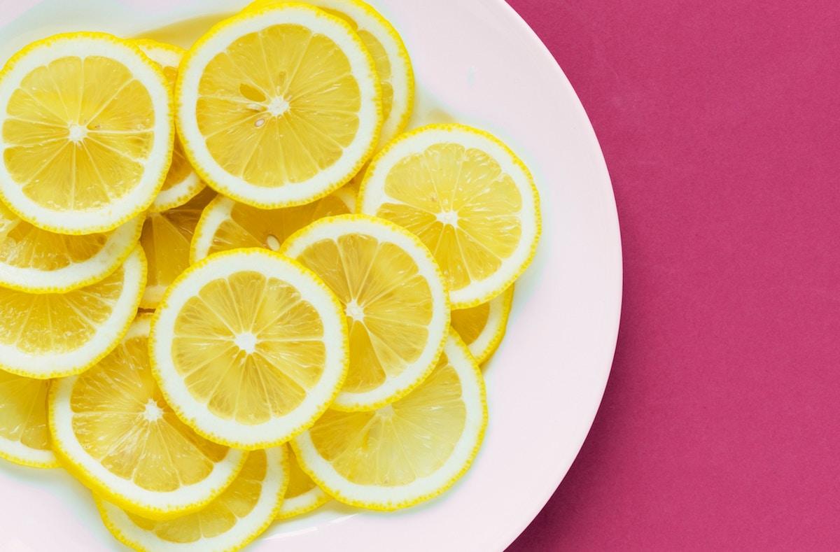 limón retencion de liquidos