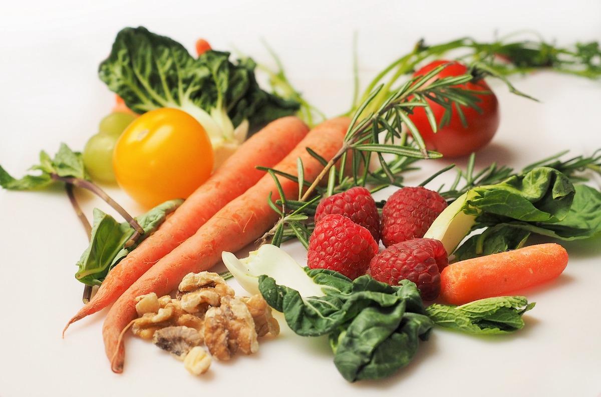 verduras macronutrientes