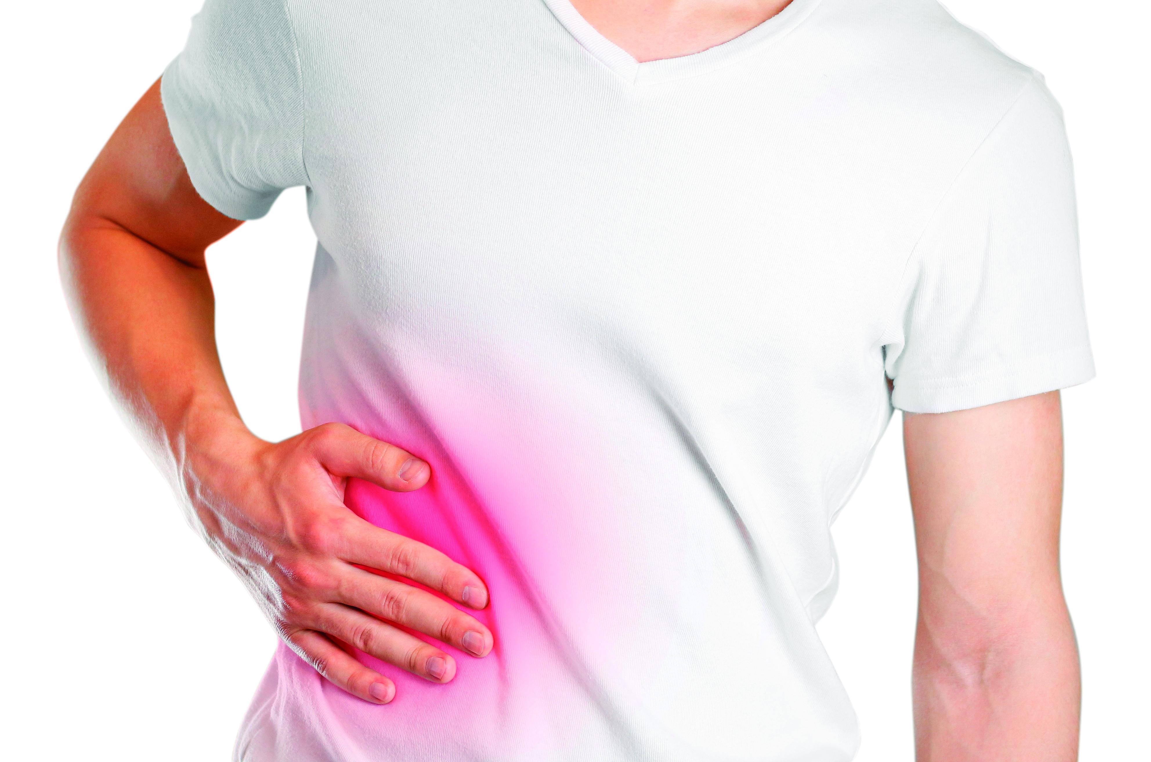 hígado graso síntomas