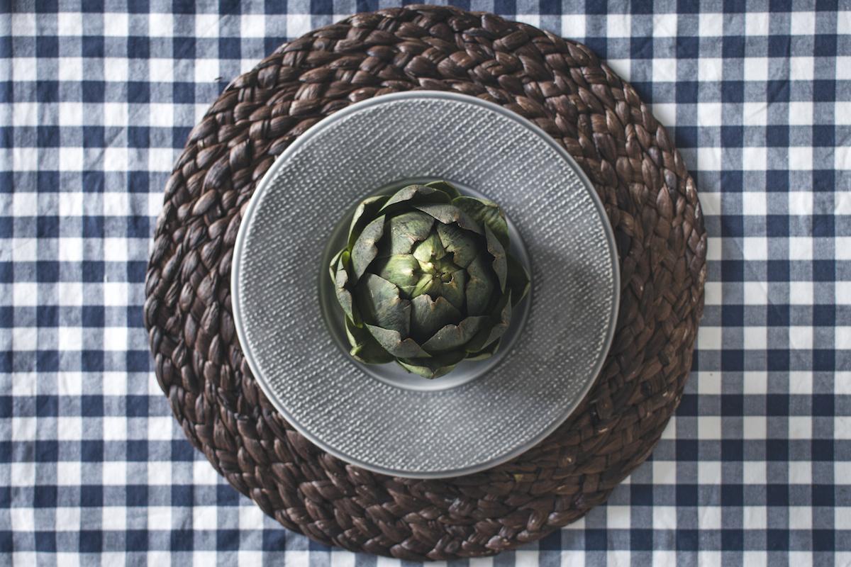 alimentos depurativos alcachofa