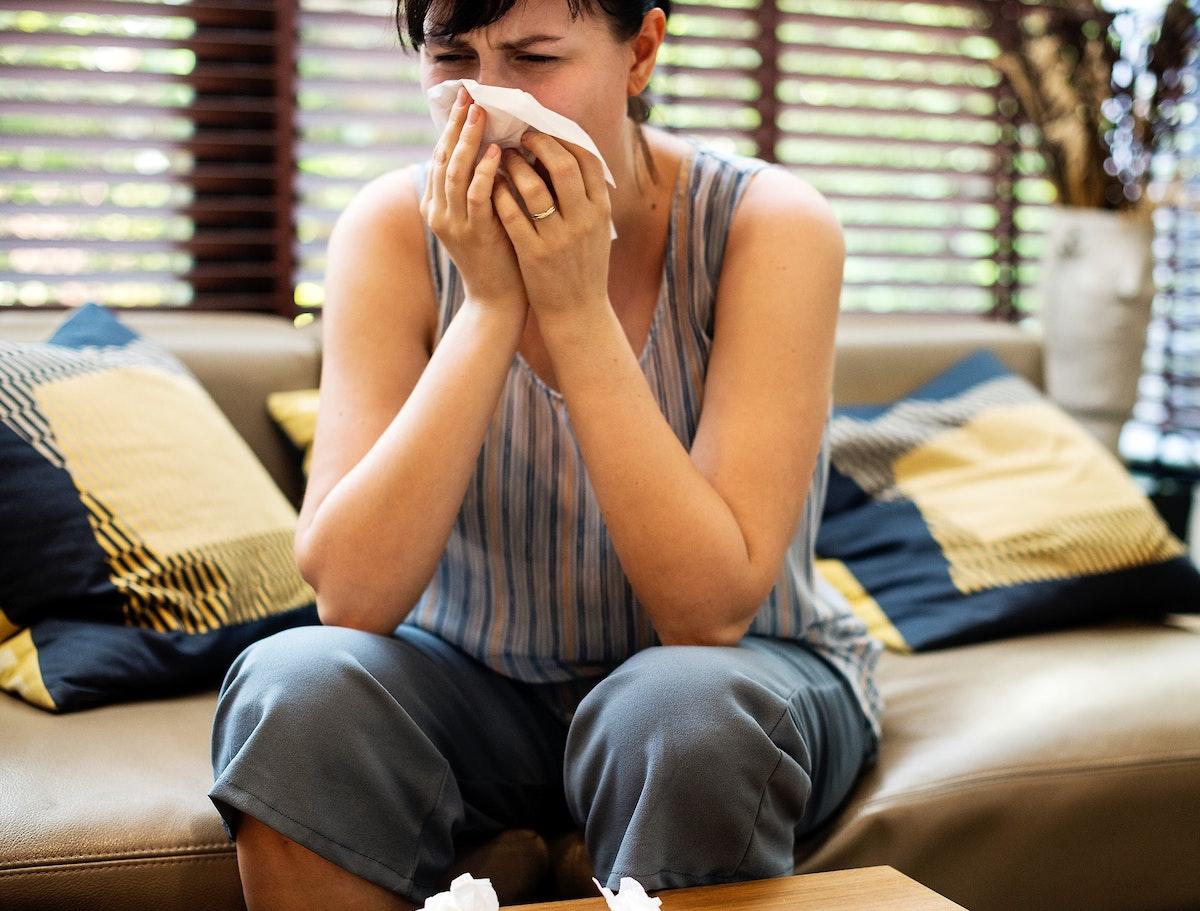 síntomas alergia estacional