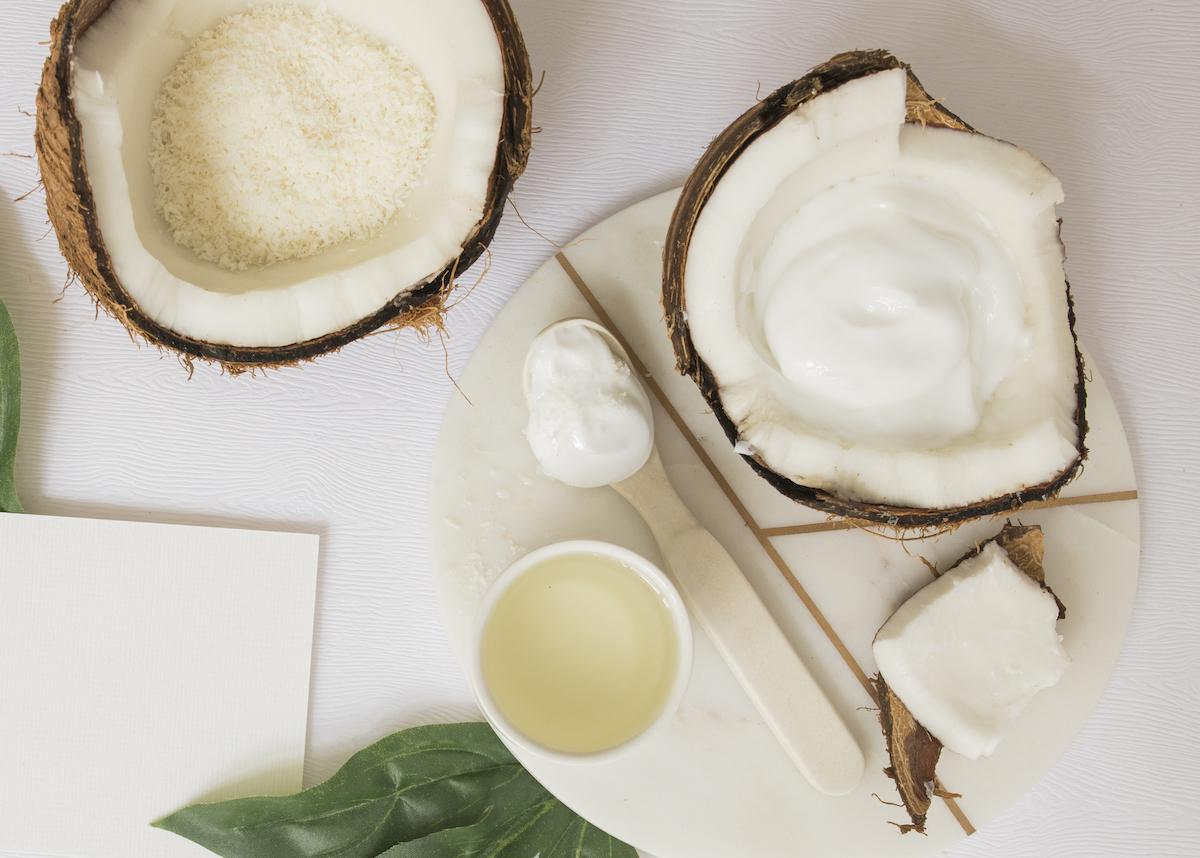 exfoliantes caseros coco