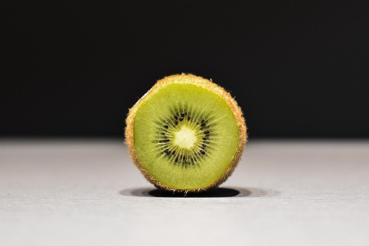 kiwi frutas de otoño