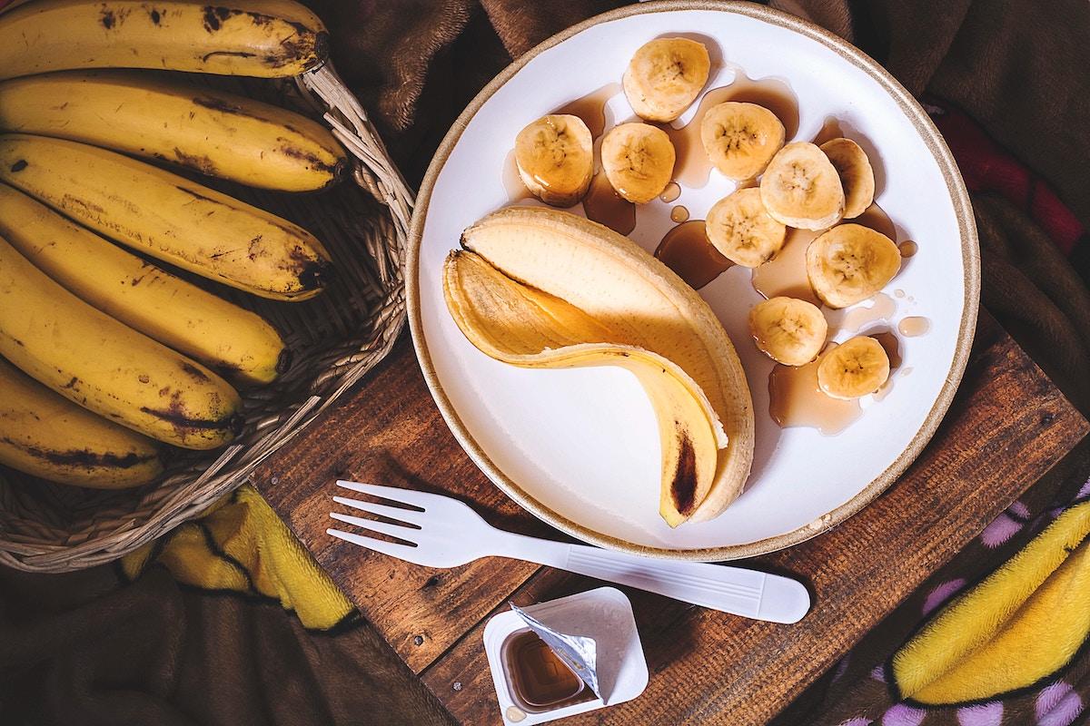plátano alimento para ser feliz