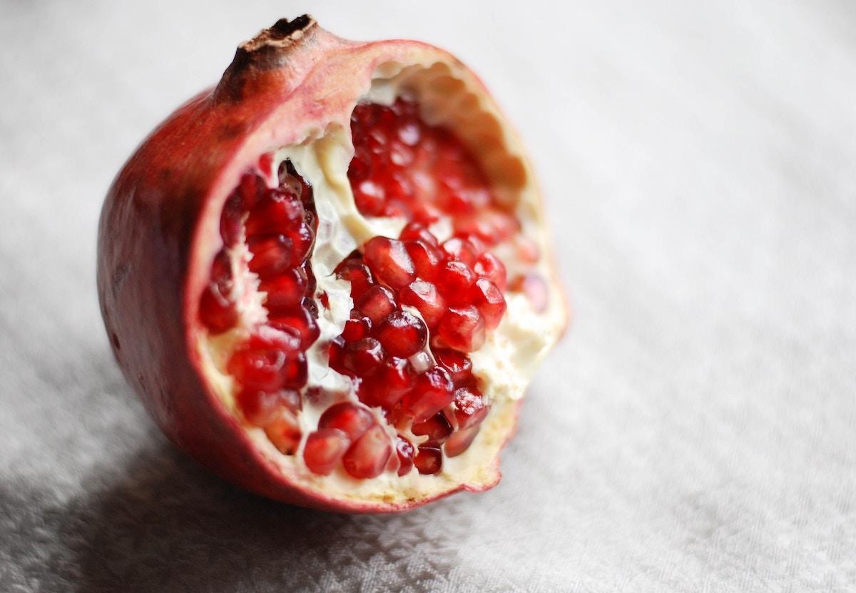 granada frutas de otoño