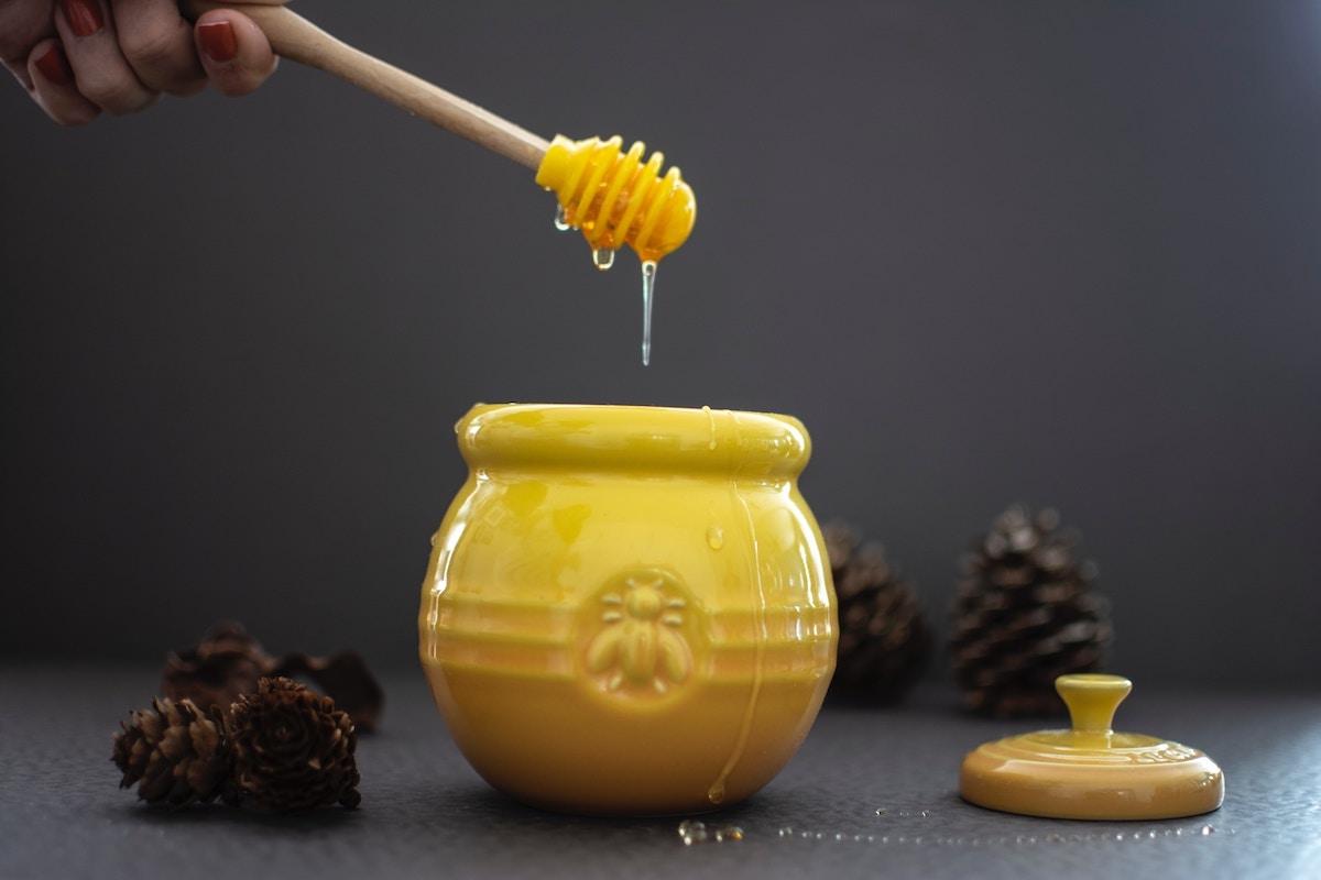 miel eliminar tos
