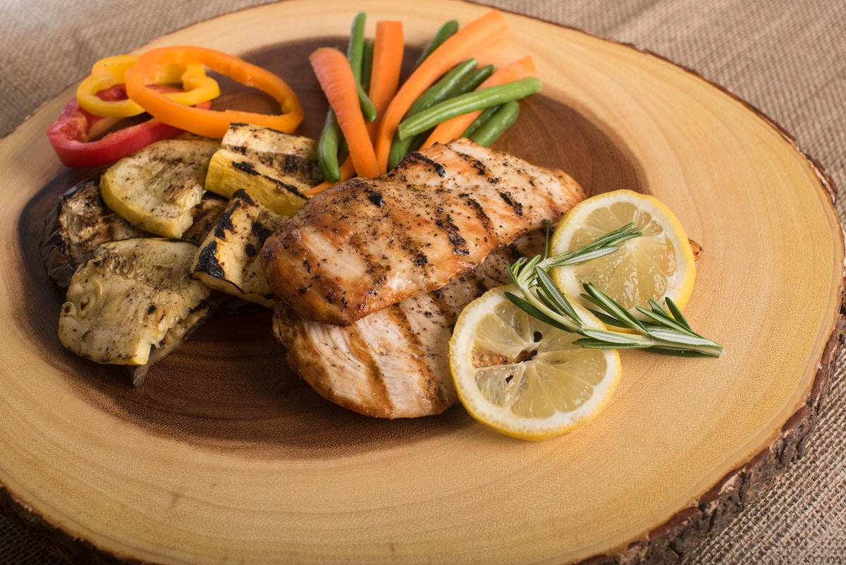 pollo alimentos ricos en proteinas