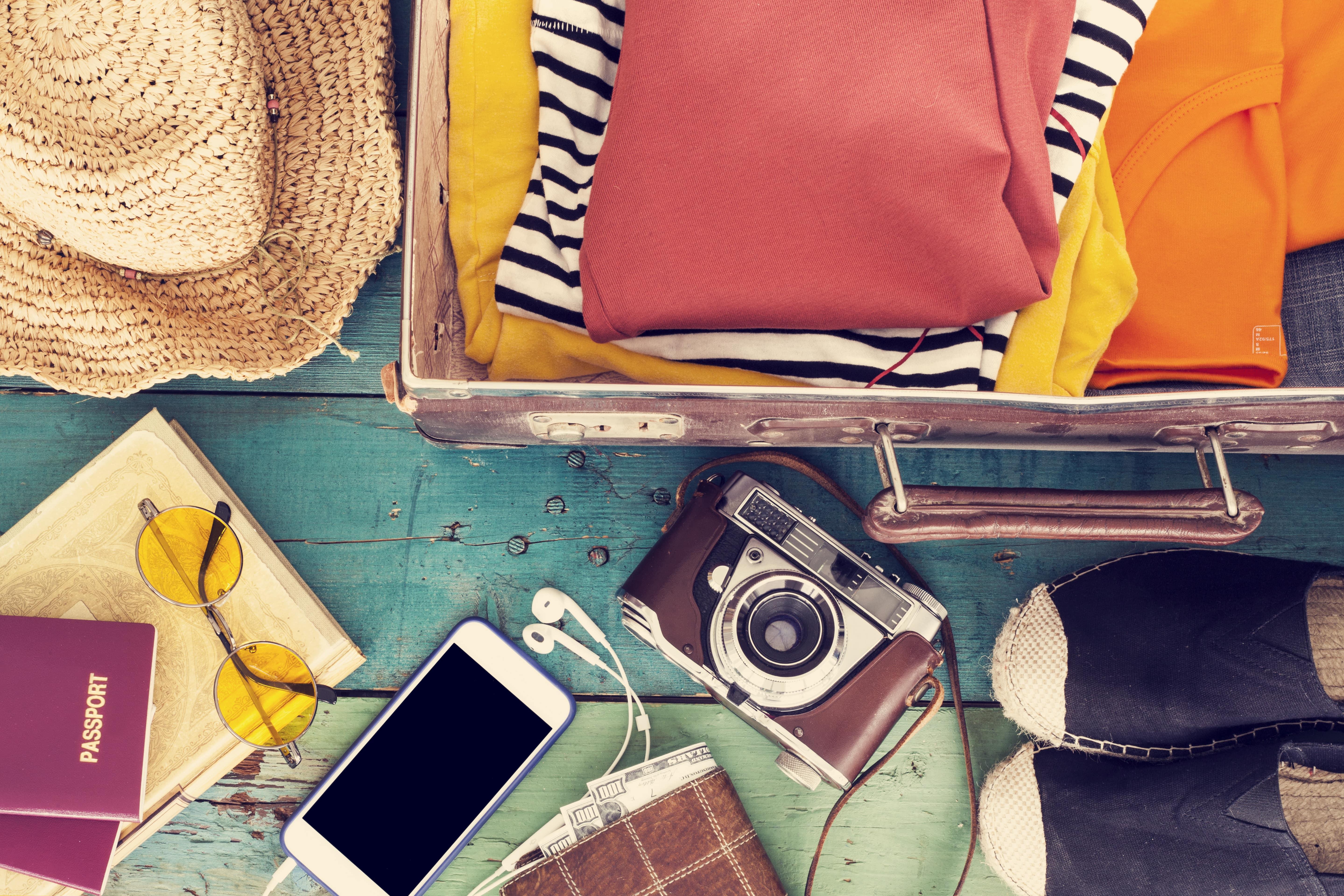Lo que no puede faltar en tu botiquín de viaje
