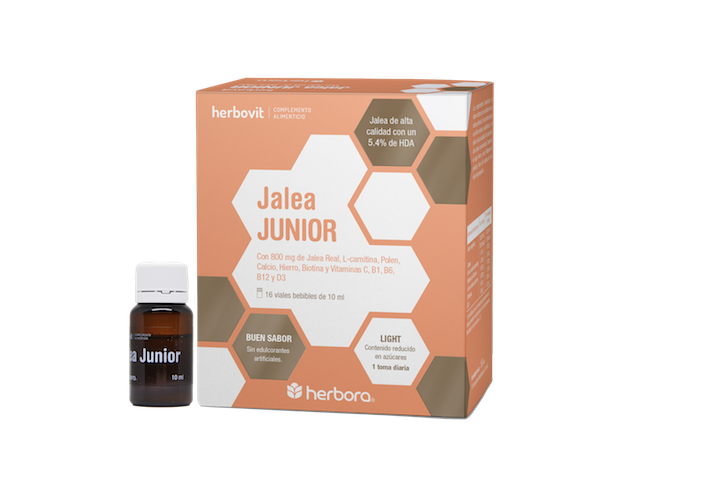 Jalea Junior Herbora