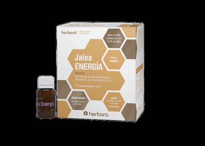 Jalea Energía Herbora