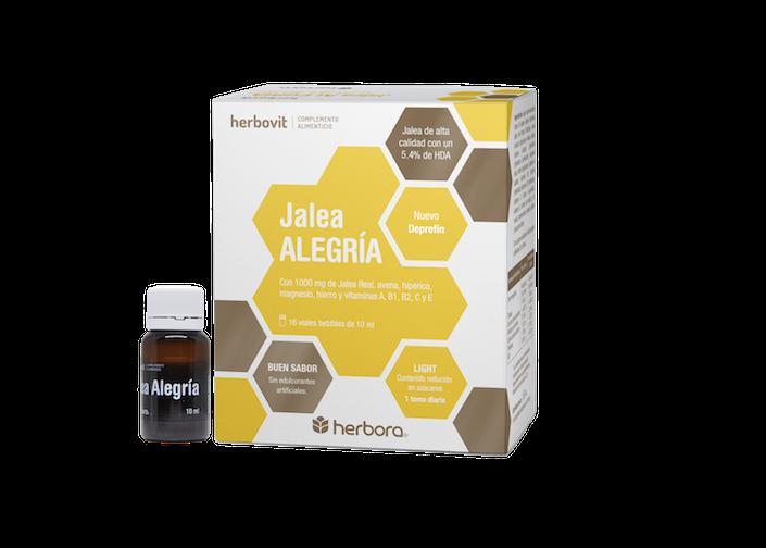 Jalea Alegría Herbora