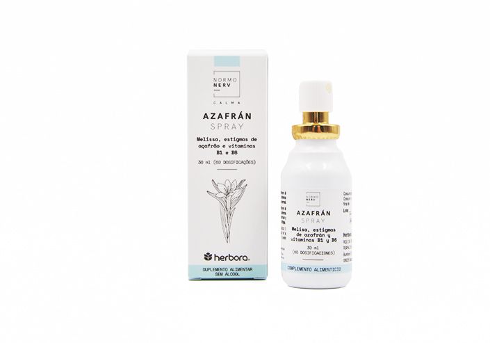 Azafrán Spray