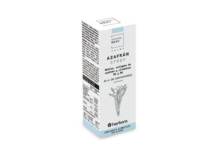Azafrán Spray
