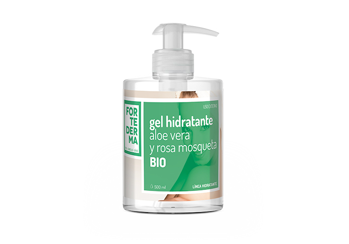 gel hidratante aloe vera