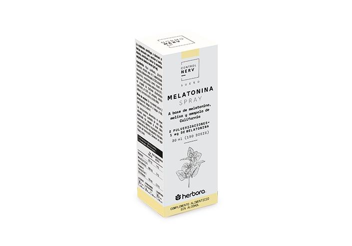 Melatonina Spray