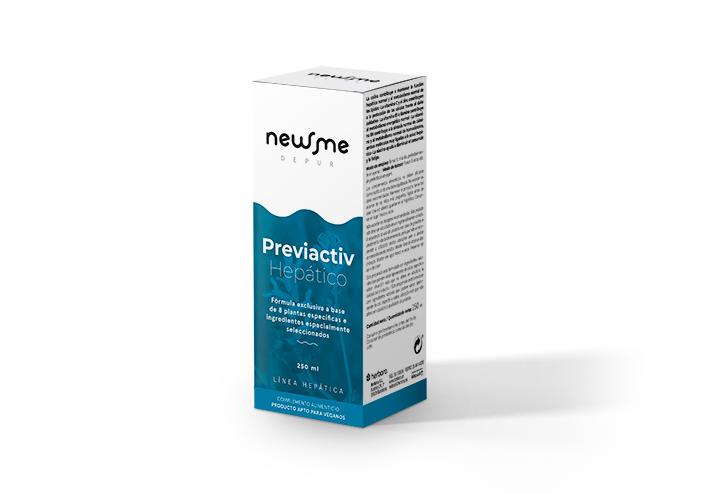 Previactiv hepático