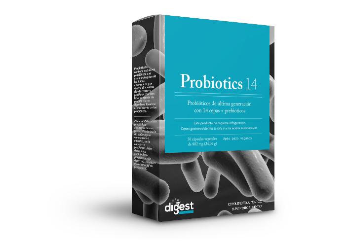 Probiotics 14